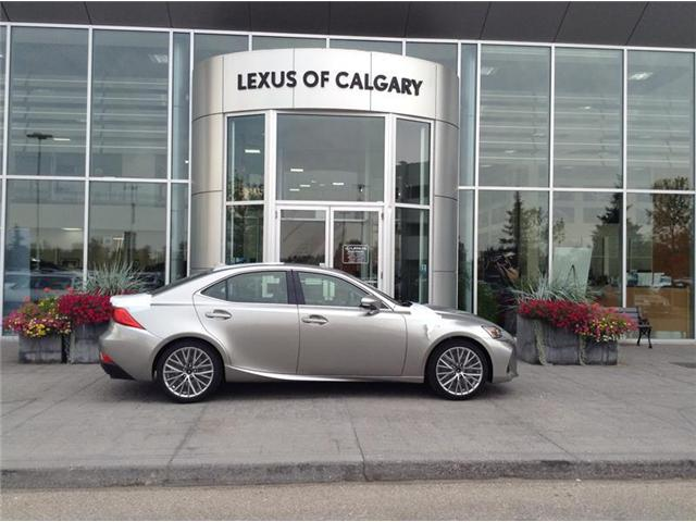 2018 Lexus IS 300 Base (Stk: 180693) in Calgary - Image 1 of 8