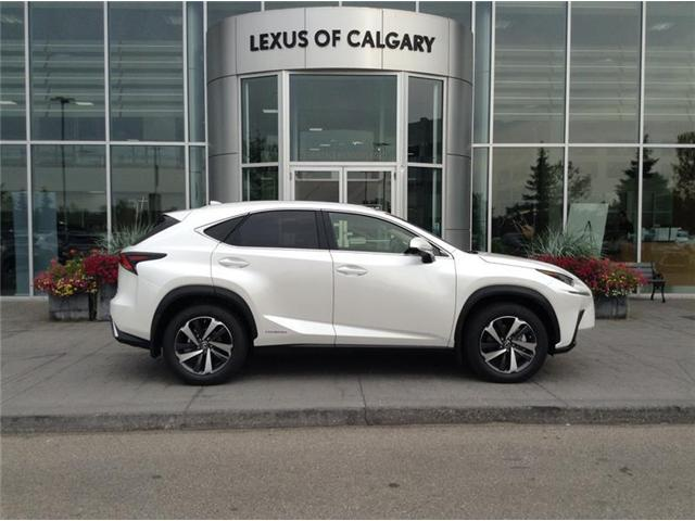 2019 Lexus NX 300h Base (Stk: 190026) in Calgary - Image 1 of 11