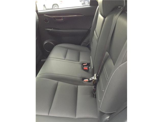 2019 Lexus NX 300h Base (Stk: 190026) in Calgary - Image 5 of 11