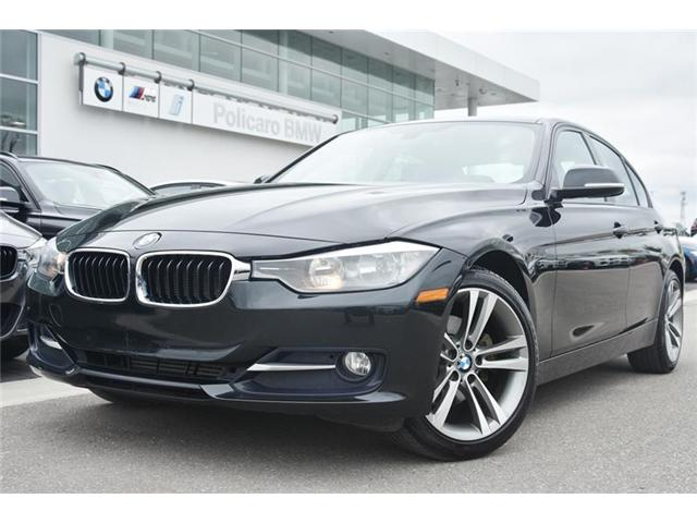 2014 BMW 320i xDrive (Stk: P661831) in Brampton - Image 1 of 14