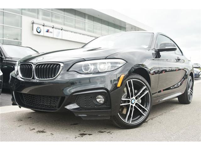 2019 BMW 230i xDrive (Stk: 9D49065) in Brampton - Image 1 of 13