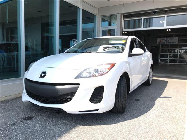 2013 Mazda Mazda3 GX (Stk: M779) in Ottawa - Image 1 of 15