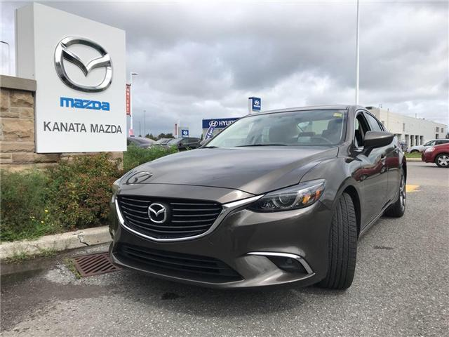 2016 Mazda MAZDA6 GT (Stk: M798) in Ottawa - Image 1 of 22
