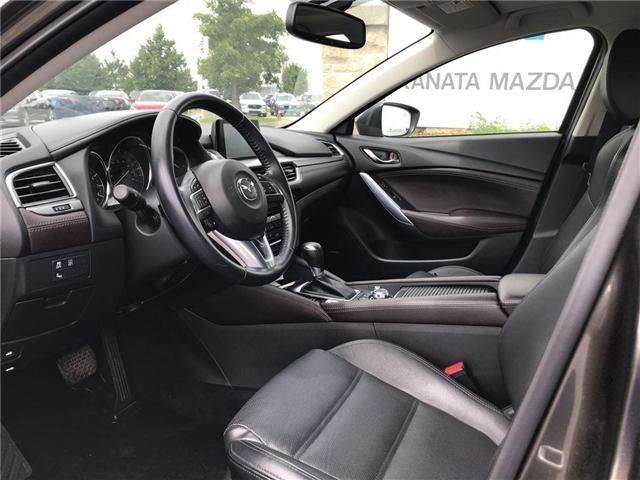 2016 Mazda MAZDA6 GT (Stk: M798) in Ottawa - Image 11 of 22