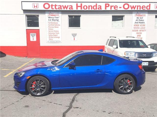 2018 Subaru BRZ Sport-tech RS (Stk: H7228-0) in Ottawa - Image 1 of 20
