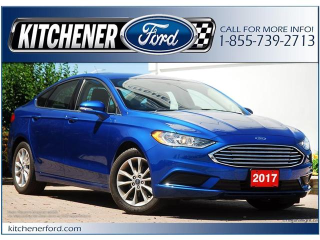 2017 Ford Fusion SE (Stk: 144720A) in Kitchener - Image 1 of 17