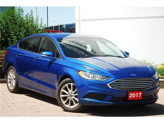 2017 Ford Fusion SE (Stk: 144720A) in Kitchener - Image 2 of 17