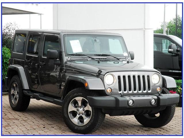 2018 Jeep Wrangler JK Unlimited Sahara (Stk: 145470R) in Kitchener - Image 2 of 18