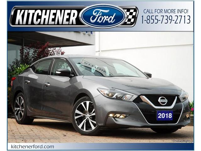 2018 Nissan Maxima  (Stk: 145550R) in Kitchener - Image 1 of 17
