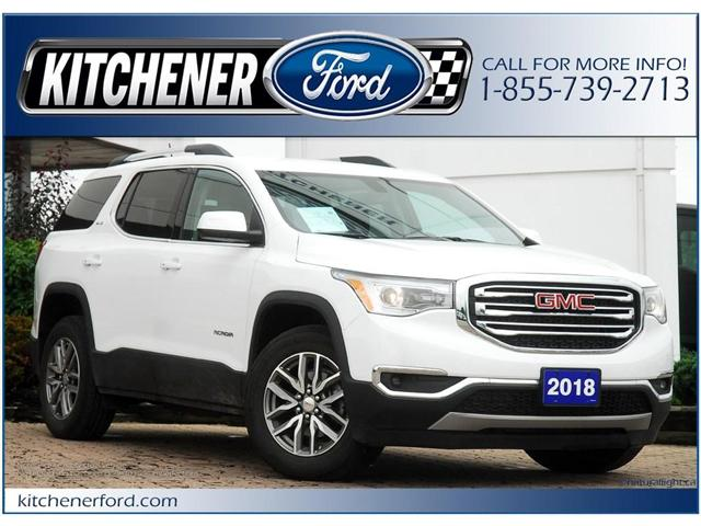 2018 GMC Acadia SLE-2 (Stk: 145460R) in Kitchener - Image 1 of 17