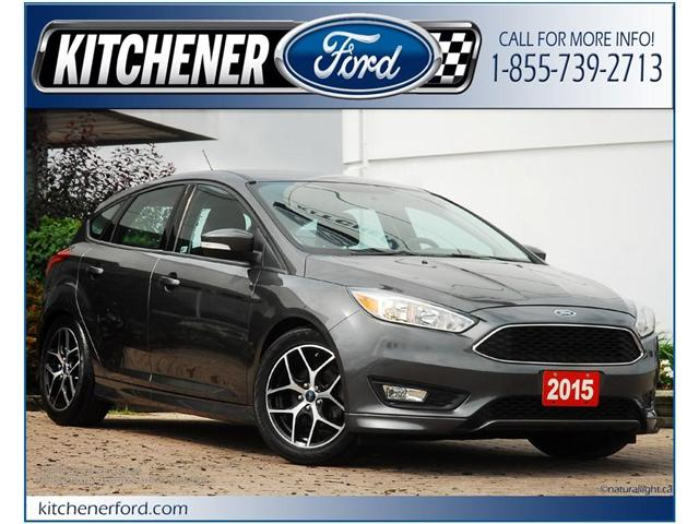 2015 Ford Focus  (Stk: 145440) in Kitchener - Image 1 of 14