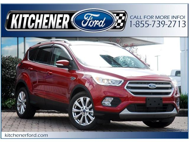 2017 Ford Escape Titanium (Stk: 145800) in Kitchener - Image 1 of 19