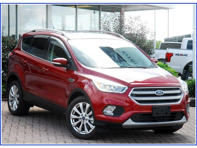 2017 Ford Escape Titanium (Stk: 145800) in Kitchener - Image 2 of 19