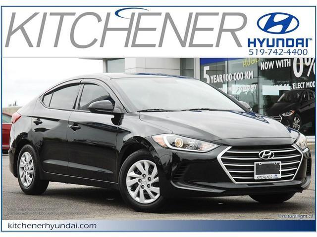 2017 Hyundai Elantra  (Stk: 57669B) in Kitchener - Image 1 of 11