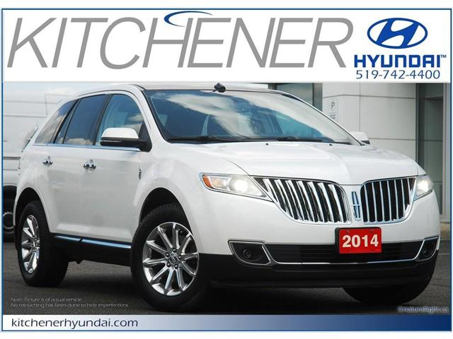 2014 Lincoln MKX Base (Stk: P57978A) in Kitchener - Image 1 of 15