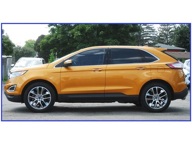 2016 Ford Edge Titanium (Stk: 58090A) in Kitchener - Image 2 of 12