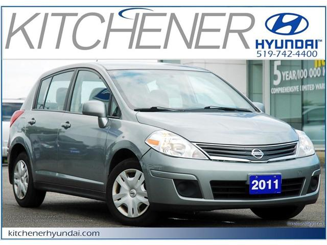 2011 Nissan Versa  (Stk: P58132A) in Kitchener - Image 1 of 10