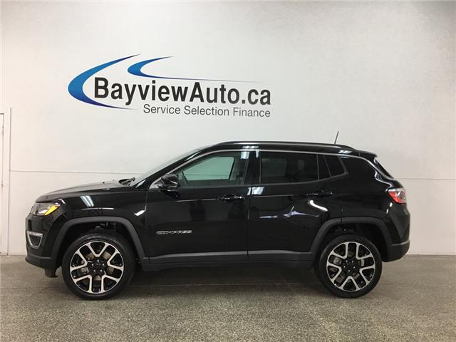 2017 Jeep Compass Limited (Stk: 33457W) in Belleville - Image 1 of 29