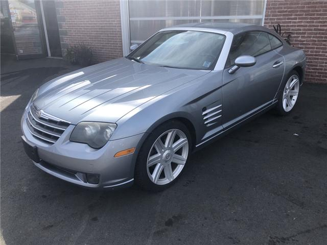 2005 Chrysler Crossfire Limited (Stk: 026401) in Truro - Image 2 of 8