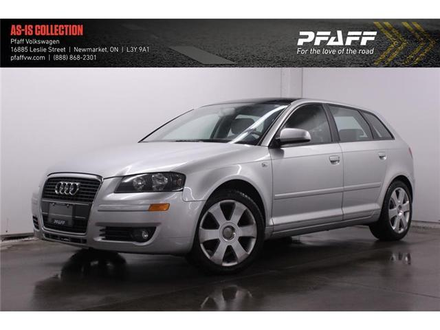 2007 Audi A3 2.0T (Stk: V3259A) in Newmarket - Image 1 of 19