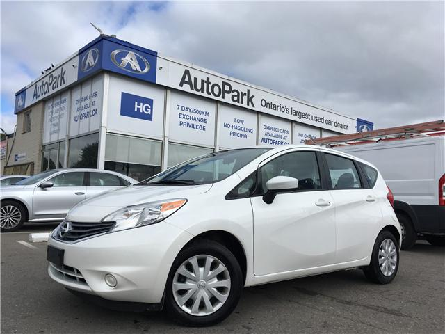 2016 Nissan Versa Note 1.6 SV (Stk: 16-92467) in Brampton - Image 1 of 24