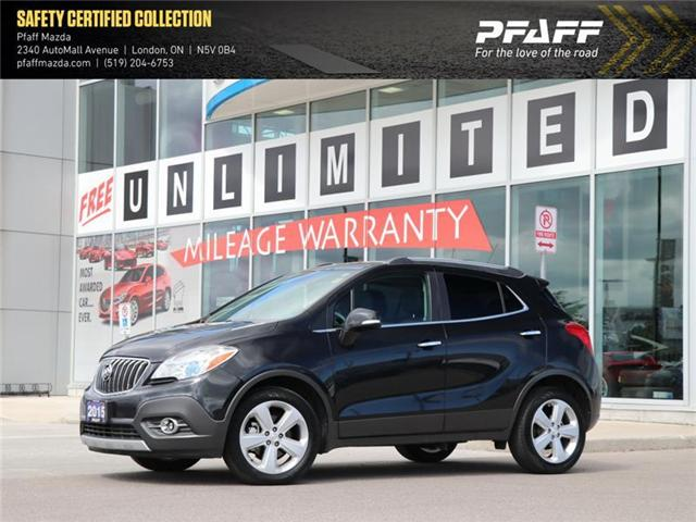 2015 Buick Encore Leather (Stk: LM8536A) in London - Image 1 of 18