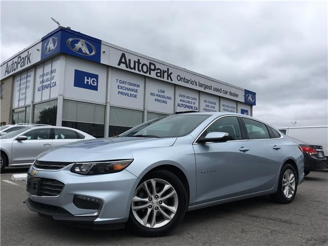 2017 Chevrolet Malibu 1LT (Stk: 17-19357) in Brampton - Image 1 of 25
