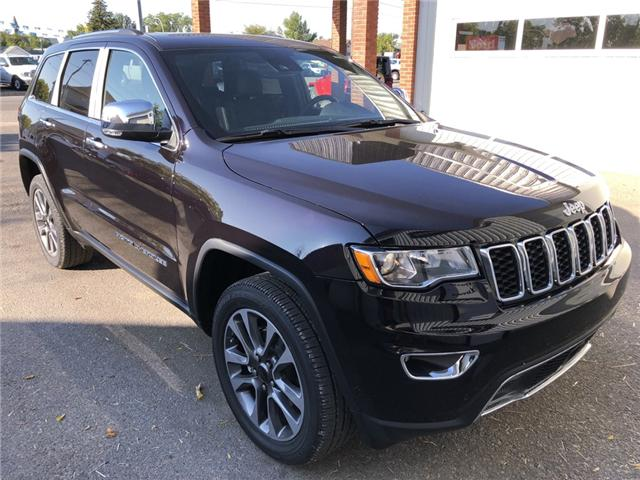 2018 Jeep Grand Cherokee Limited (Stk: 13653) in Fort Macleod - Image 8 of 23