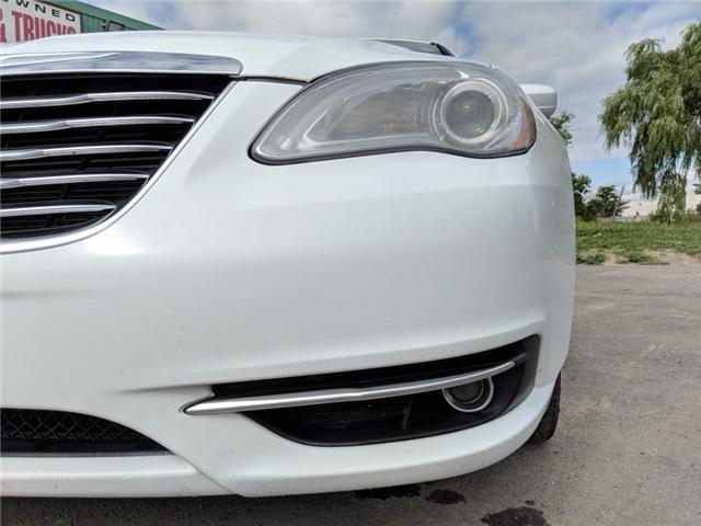 2014 Chrysler 200 Touring (Stk: -) in Bolton - Image 9 of 23