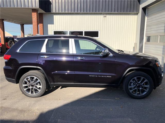 2018 Jeep Grand Cherokee Limited (Stk: 13653) in Fort Macleod - Image 7 of 23