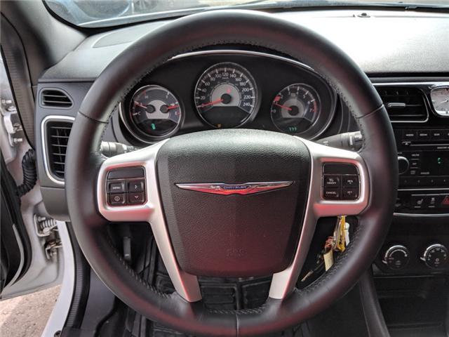 2014 Chrysler 200 Touring (Stk: -) in Bolton - Image 13 of 23
