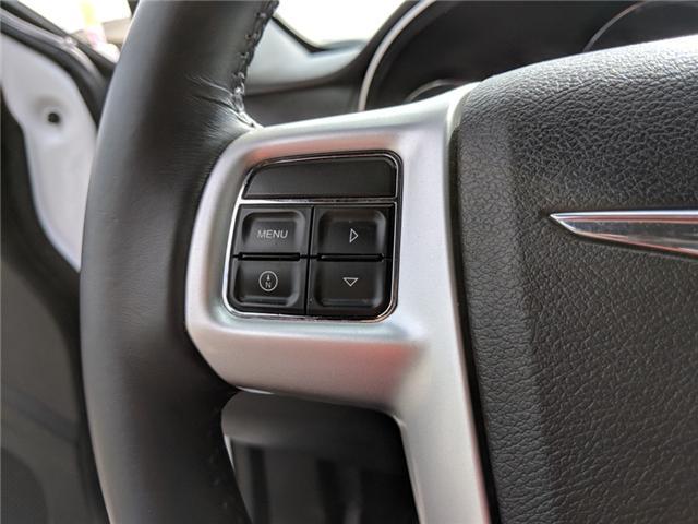 2014 Chrysler 200 Touring (Stk: -) in Bolton - Image 15 of 23