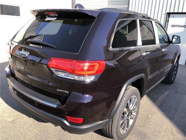 2018 Jeep Grand Cherokee Limited (Stk: 13653) in Fort Macleod - Image 6 of 23