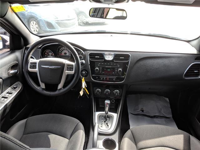 2014 Chrysler 200 Touring (Stk: -) in Bolton - Image 23 of 23