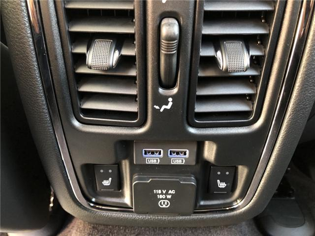 2018 Jeep Grand Cherokee Limited (Stk: 13653) in Fort Macleod - Image 12 of 23