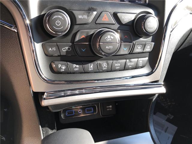 2018 Jeep Grand Cherokee Limited (Stk: 13653) in Fort Macleod - Image 20 of 23