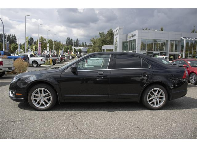 2010 Ford Fusion SEL (Stk: H873106BB) in Abbotsford - Image 4 of 29