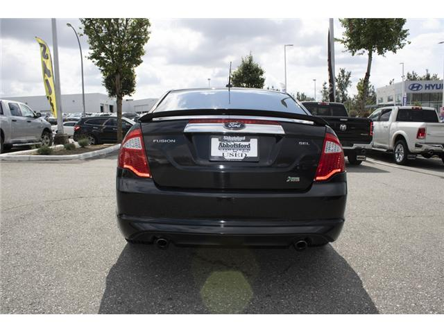 2010 Ford Fusion SEL (Stk: H873106BB) in Abbotsford - Image 6 of 29
