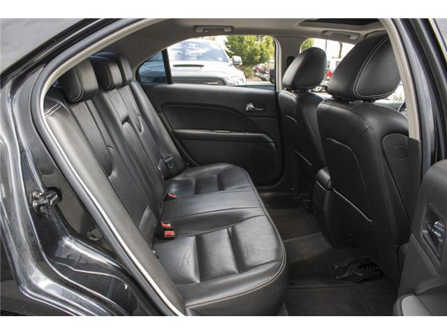 2010 Ford Fusion SEL (Stk: H873106BB) in Abbotsford - Image 17 of 29