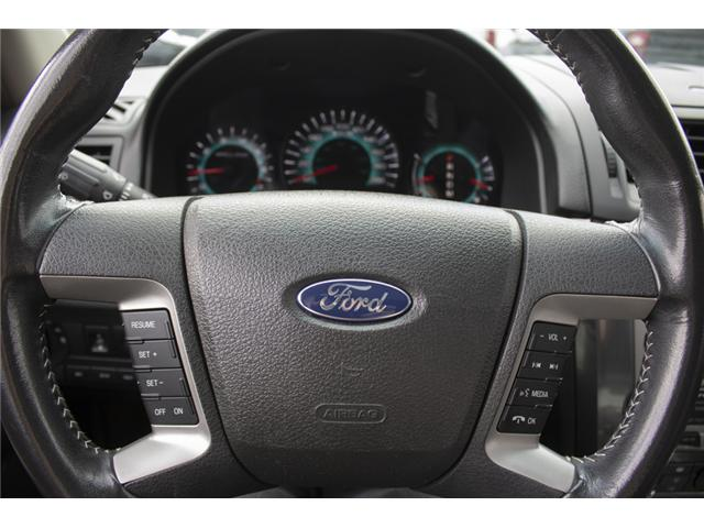 2010 Ford Fusion SEL (Stk: H873106BB) in Abbotsford - Image 24 of 29