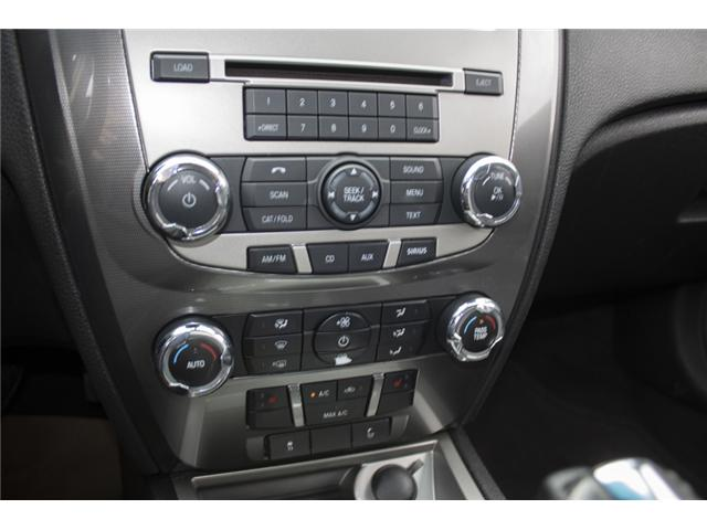 2010 Ford Fusion SEL (Stk: H873106BB) in Abbotsford - Image 26 of 29