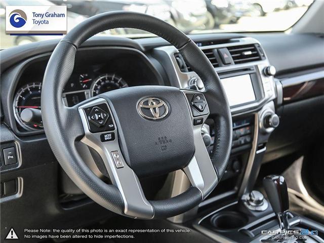 2017 Toyota 4Runner SR5 (Stk: U8989) in Ottawa - Image 13 of 29