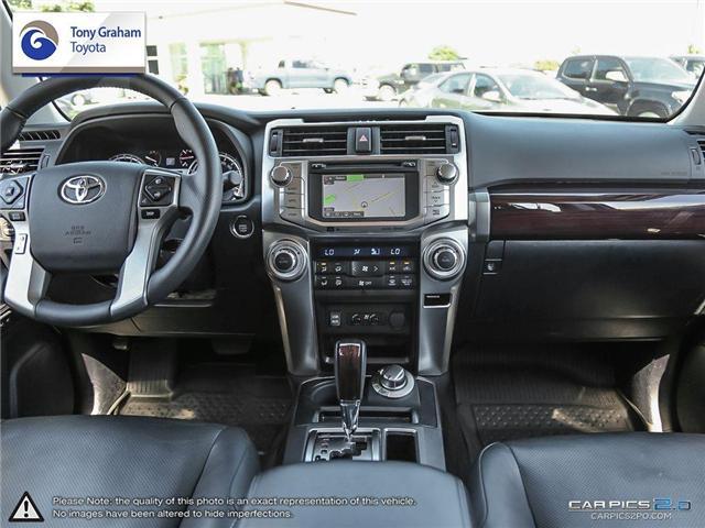 2017 Toyota 4Runner SR5 (Stk: U8989) in Ottawa - Image 25 of 29