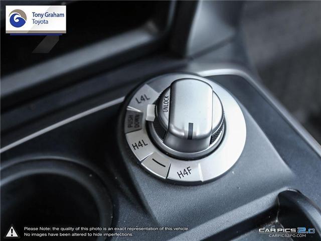 2017 Toyota 4Runner SR5 (Stk: U8989) in Ottawa - Image 27 of 29