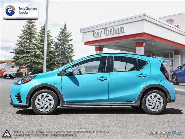 2018 Toyota Prius c Base (Stk: U8992) in Ottawa - Image 3 of 27
