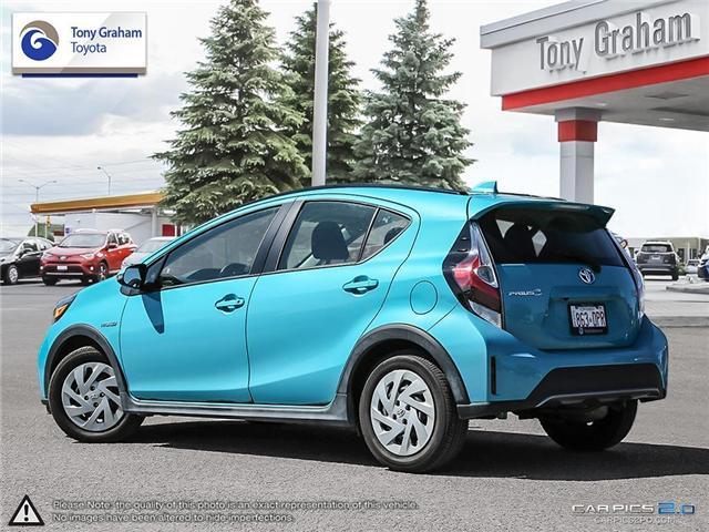 2018 Toyota Prius c Base (Stk: U8992) in Ottawa - Image 4 of 27