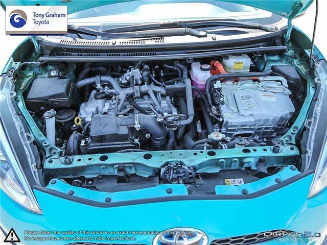 2018 Toyota Prius c Base (Stk: U8992) in Ottawa - Image 8 of 27
