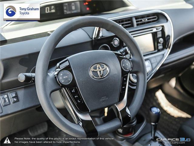 2018 Toyota Prius c Base (Stk: U8992) in Ottawa - Image 13 of 27
