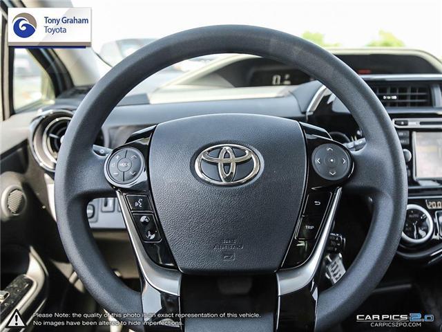 2018 Toyota Prius c Base (Stk: U8992) in Ottawa - Image 14 of 27