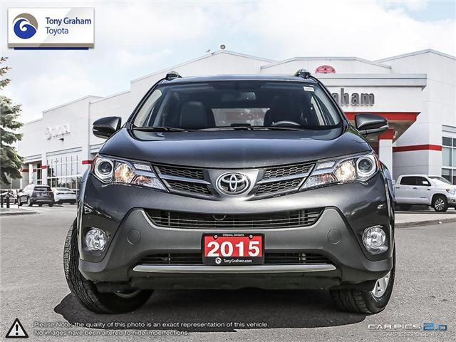 2015 Toyota RAV4 Limited (Stk: E7603) in Ottawa - Image 2 of 27